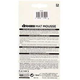 Gemey Maybelline Fond de teint Dream Mat Mousse