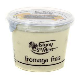 Isigny Fromage frais aux pommes caramélisées