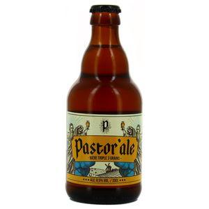 Pastor ale Bière blonde triple type de garde 8°5