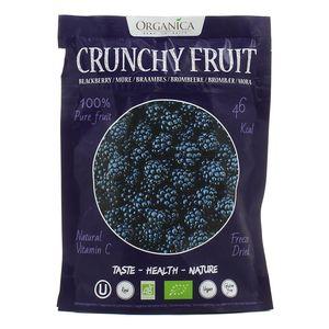 Organica Mûre Crunchy bio déshydratée