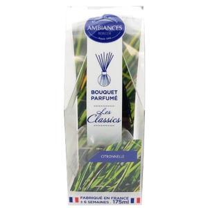 Ambiance Berger Diffuseur de parfum Citronnelle Anti Moustiques