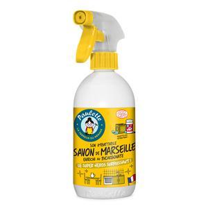 Paulette Spray supuissant Ultra-Dégraissant  au Savon de Marseille enrichi au bicarbonate