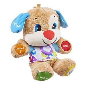 Fisher-Price Peluche interactive Puppy Eveil progressif