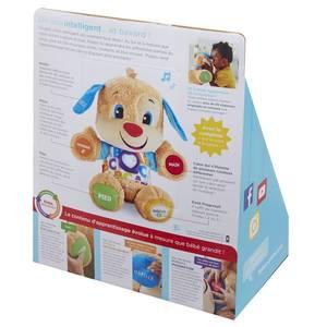 Fisher-Price Peluche interactive Puppy Eveil progressif- FPM44
