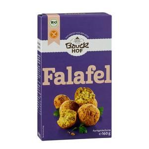 Bauck Hof Préparation bio pour falafels, sans gluten