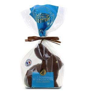 Chevalier D Argouges Lapin en chocolat au lait 33% de cacao