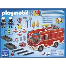PLAYMOBIL® City Action Fourgon d'intervention des pompiers