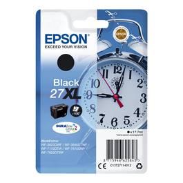 Epson Cartouche d'encre noire 27XL Réveil - T2715