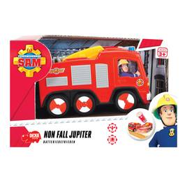 dickie toys camion de pompiers jupiter prscolaire sam le pompier. Black Bedroom Furniture Sets. Home Design Ideas