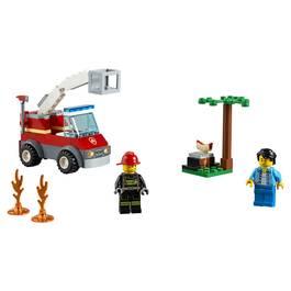 LEGO® City 60212- L'extinction du barbecue