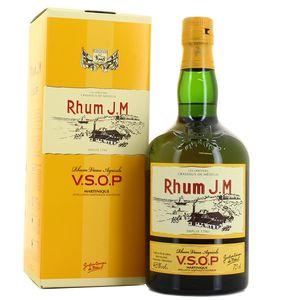 J M Rhum Vieux VSOP 43°