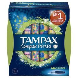 Tampax Tampons hygiéniques avec applicateur flux super