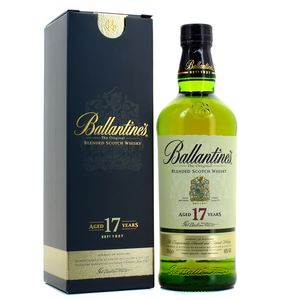 Ballantines Blended Scotch Whisky 17 ans 40°