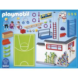 PLAYMOBIL® City Life Salle de sports