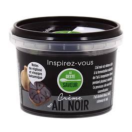 Le Geste Saveur Crème d'Ail Noir bio