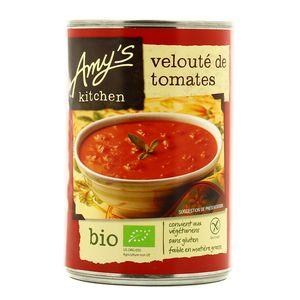 Amy's Kitchen Velouté de Tomates BIO et sans gluten