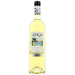 Côtes de Provence La Crique blanc