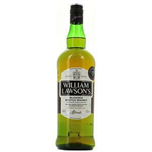 William Lawson Blended scotch whisky 40°