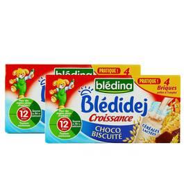 Blédina Croissance choco biscuitée, dès 12 mois