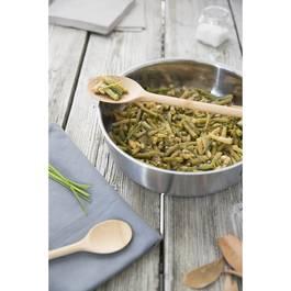 Pebbly Cuillère de cuisine Bambou Naturel