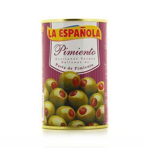 La Espanola Olives espagnoles farcies au poivron