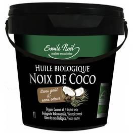 Emile Noël Huile de Noix de Coco Bio désodorisée