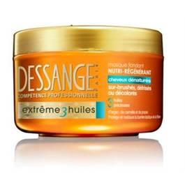 Dessange masque prodig'huile nutri regenerant 250ml