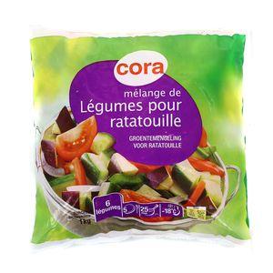 Cora Mélange de légumes pour ratatouille