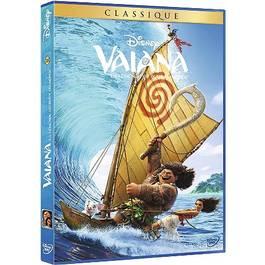 DVD Vaiana- La Légende du bout du monde