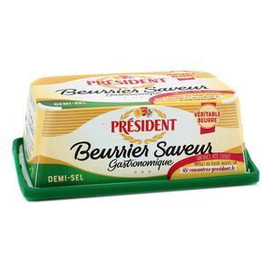 Président Beurrier demi sel