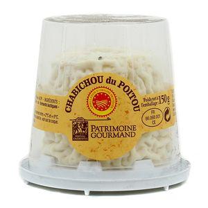 Patrimoine Gourmand Chabichou du Poitou AOC