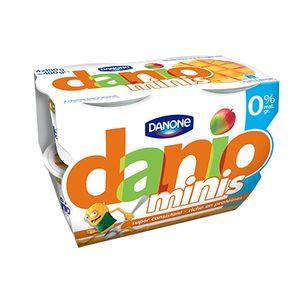 Mini Danio Mangue 0%