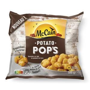Mc Cain Potatoes Pop's