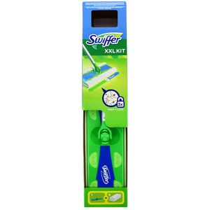 Swiffer Kit Swiffer XXL Balai + 8 recharges