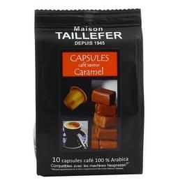 Maison Taillefer Café saveur caramel