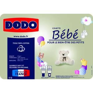 Dodo Couette Spéciale Bébé