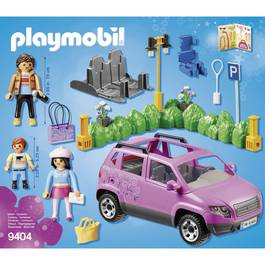 PLAYMOBIL® City Life Voiture familiale