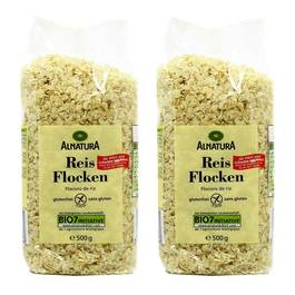 Alnatura Flocons de riz bio