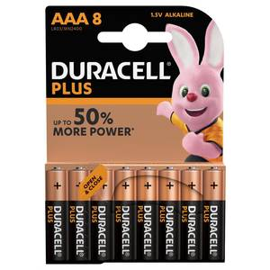 Duracell Pile Plus Power AAA/LR03