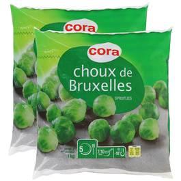 Cora Choux de Bruxelles