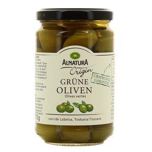 Alnatura Olives vertes bio