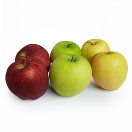 Pommes panachées