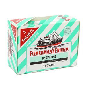 Fisherman's Friend Pastilles à la menthe sans sucres