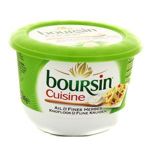 Boursin Boursin Cuisine Ail et Fines Herbes
