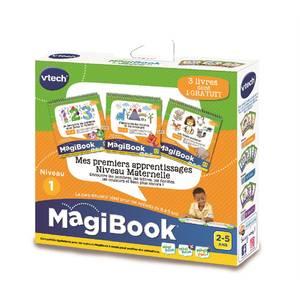 Magibook - Vtech Mes premiers apprentissages - Niveau maternelle