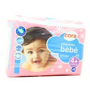 Cora Couches bébé T4+ - 9/20kg