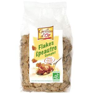 Grillon Or Flakes à l'épeautre, bio