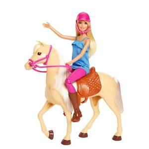 Mattel Barbie et son cheval