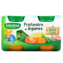 Blédina Printanière de légumes dès 6 mois