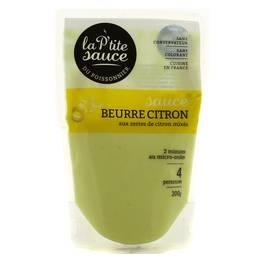 P''tite Sauce du Poissonnier Sauce Beurre citronné